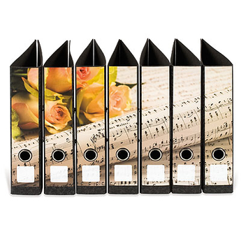 Ring Binder Back Tempo di Valse STRAUSS