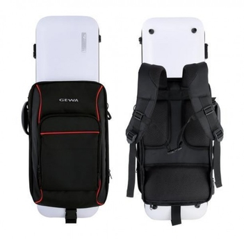 GEWA Violinkoffer Rucksack Idea / Air